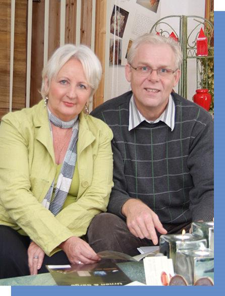 Portrait von Herrn und Frau Barthel – Ehemalige Inhaber des ACHAT Tierkrematoriums